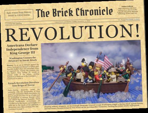 newspaper revolution